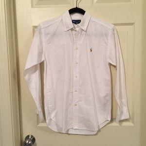 Ralph Lauren classic white shirt